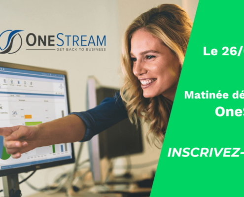 OneStream : leader innovant des solutions CPM (Corporate Performance Management)